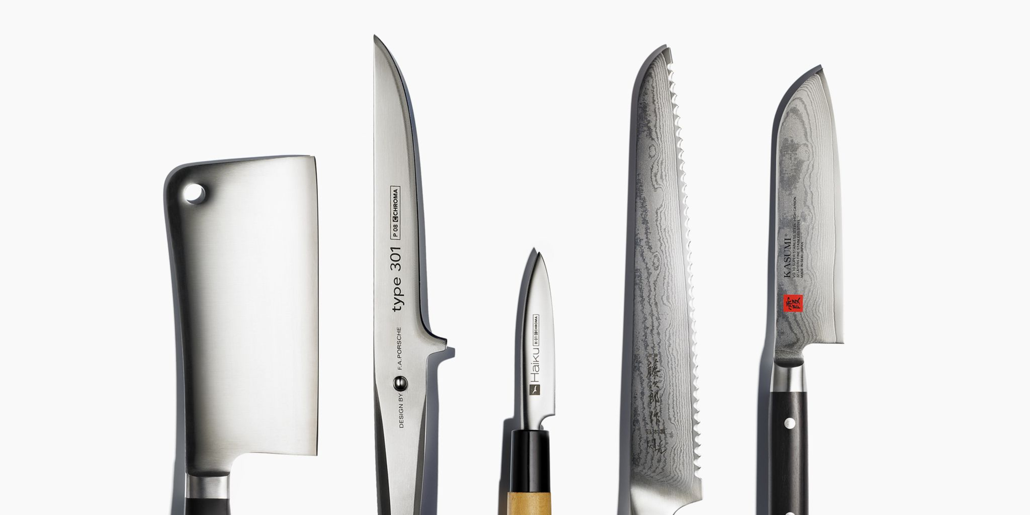 The 5 Kitchen Knives Every Man Should Own