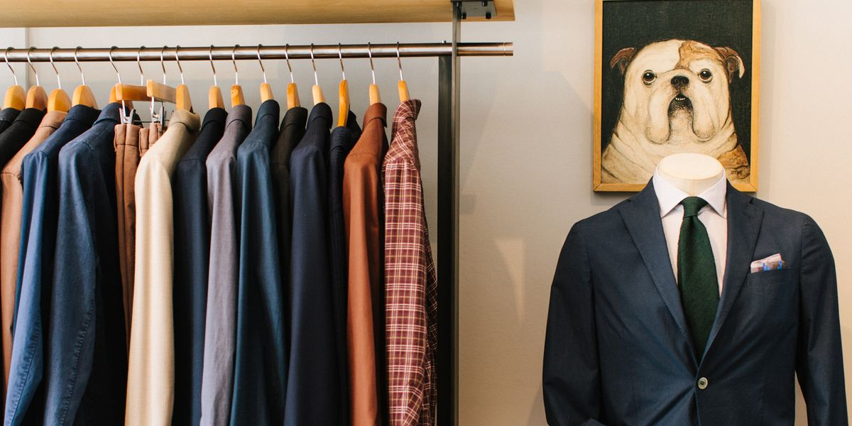 The 10 Best Independent Menswear Shops In Britain