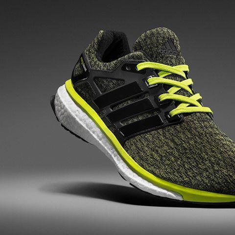 the latest b6cdf caa42 Adidas' New Heel Supporting Running Shoe