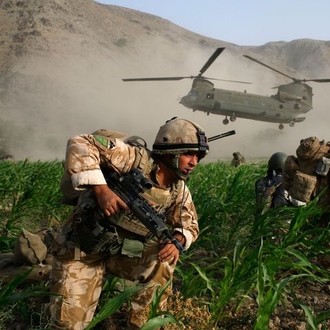 War Reporter Ben Anderson Talks To British And Us Serviceman In Afghanistan On The Real Story The Politicians Dont Want You To Hear