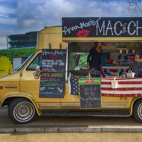 The Best Festival Food Stalls To Try Out