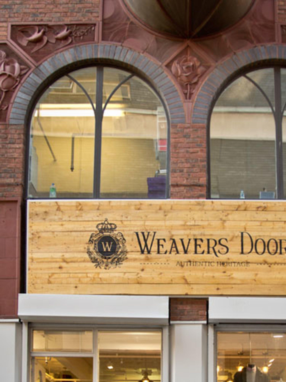 & Shopwatch - Weaver\u0027s Door