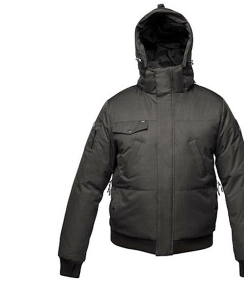 a11f80c62 Win Stuff | Nobis Winter Jacket