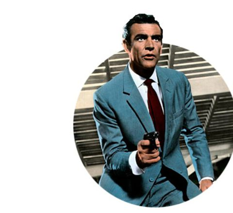 The Suit James Bond In Dr No