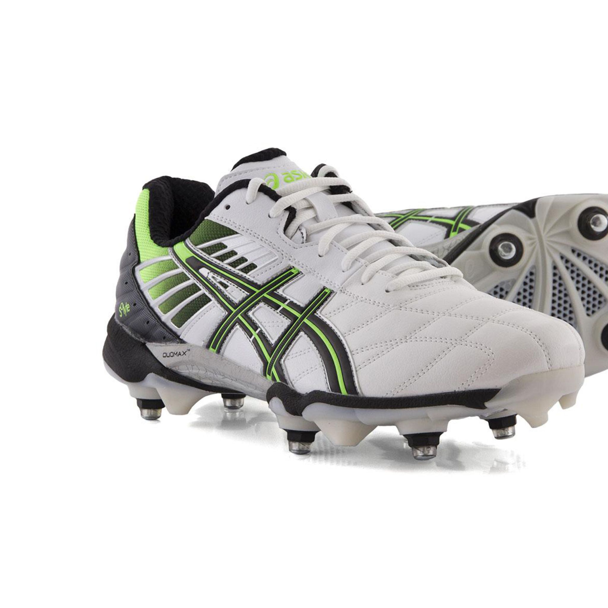 chaussure rugby hybride asics