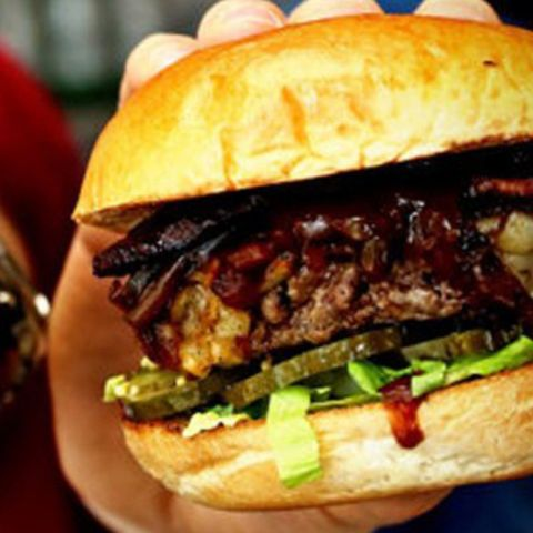 The Beer Burger That Can Get You Drunk