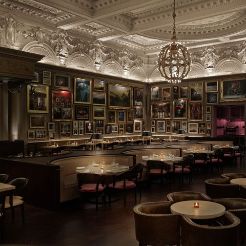 5 Of The Most Impressive Dining Rooms In London