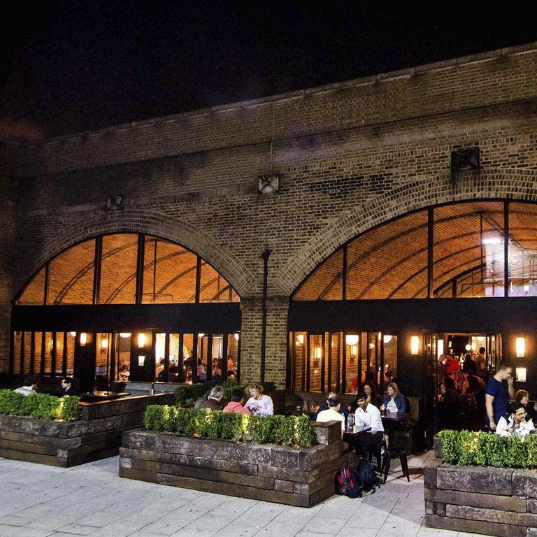 London S Best Restaurants For Al Fresco Dining: 10 Of The Best Restaurants For Alfresco Dining