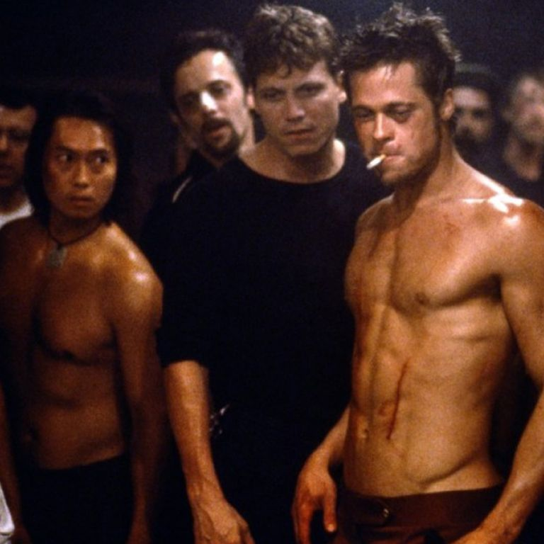 How To Get A Body Like Brad Pitt in Fight Club