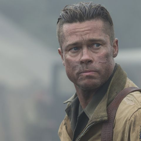 How To Get Brad Pitt S Hair In Fury