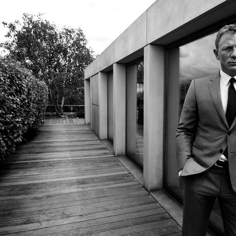 DanielCraiginterview James Bond 007Spectre