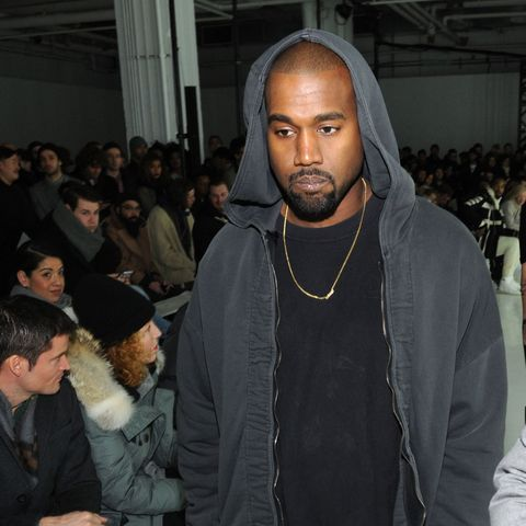 fcedf3c1d Kanye West Debuts New Collection At New York Fashion Week