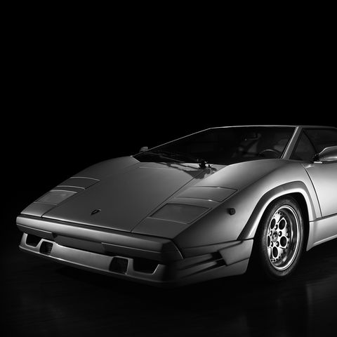 Raging Bull What Drives Lamborghini