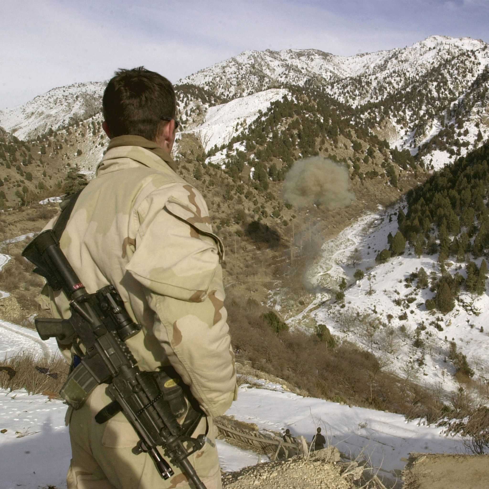 Where did operation red wings take place