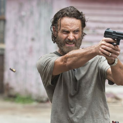 . How Rick Grimes Became The Most Unstable Man On Television  In Pictures