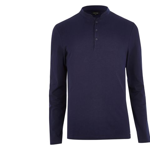 River-Island-Navy-Grandad-Collar-Polo-Shirt-43