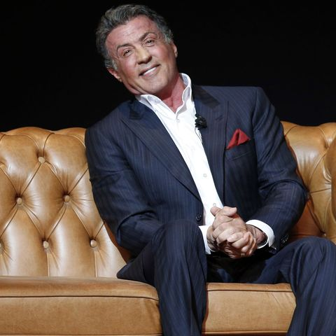 An Audience With Sylvester Stallone: The Highlights