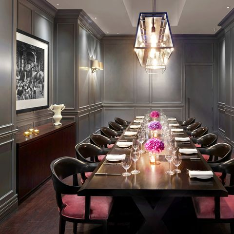6 Of The Best Private Restaurant Dining Rooms