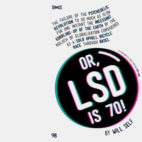 Will Self: Recreating Albert Hofmann's Basel Bike Ride On LSD