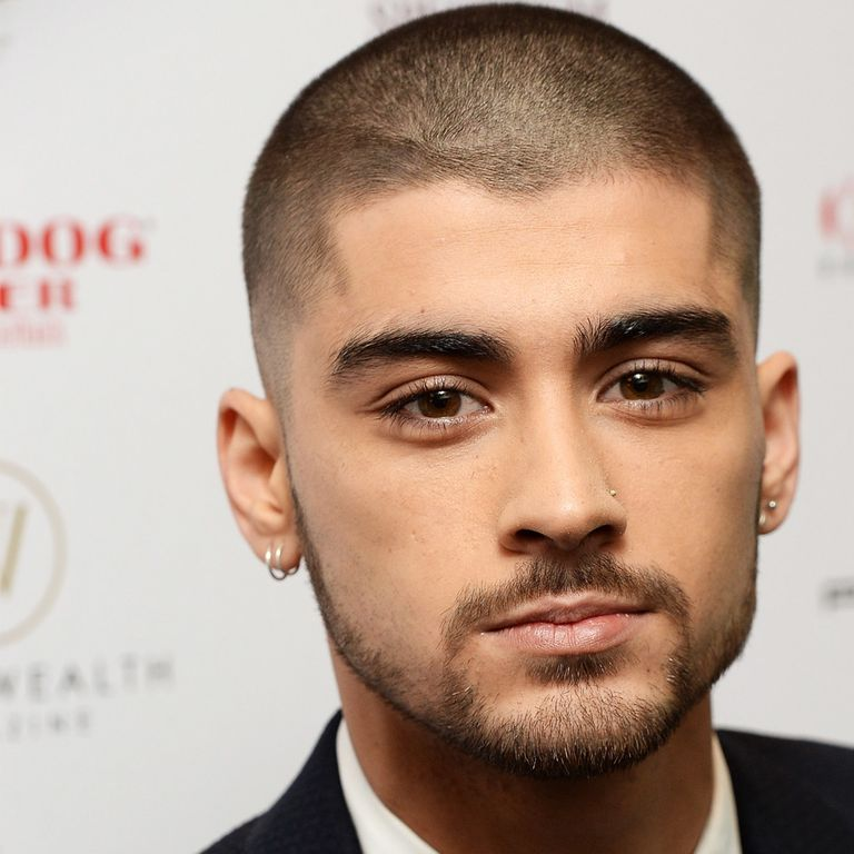 How To Get Zayn Maliks New Haircut A Guide The Buzzcut