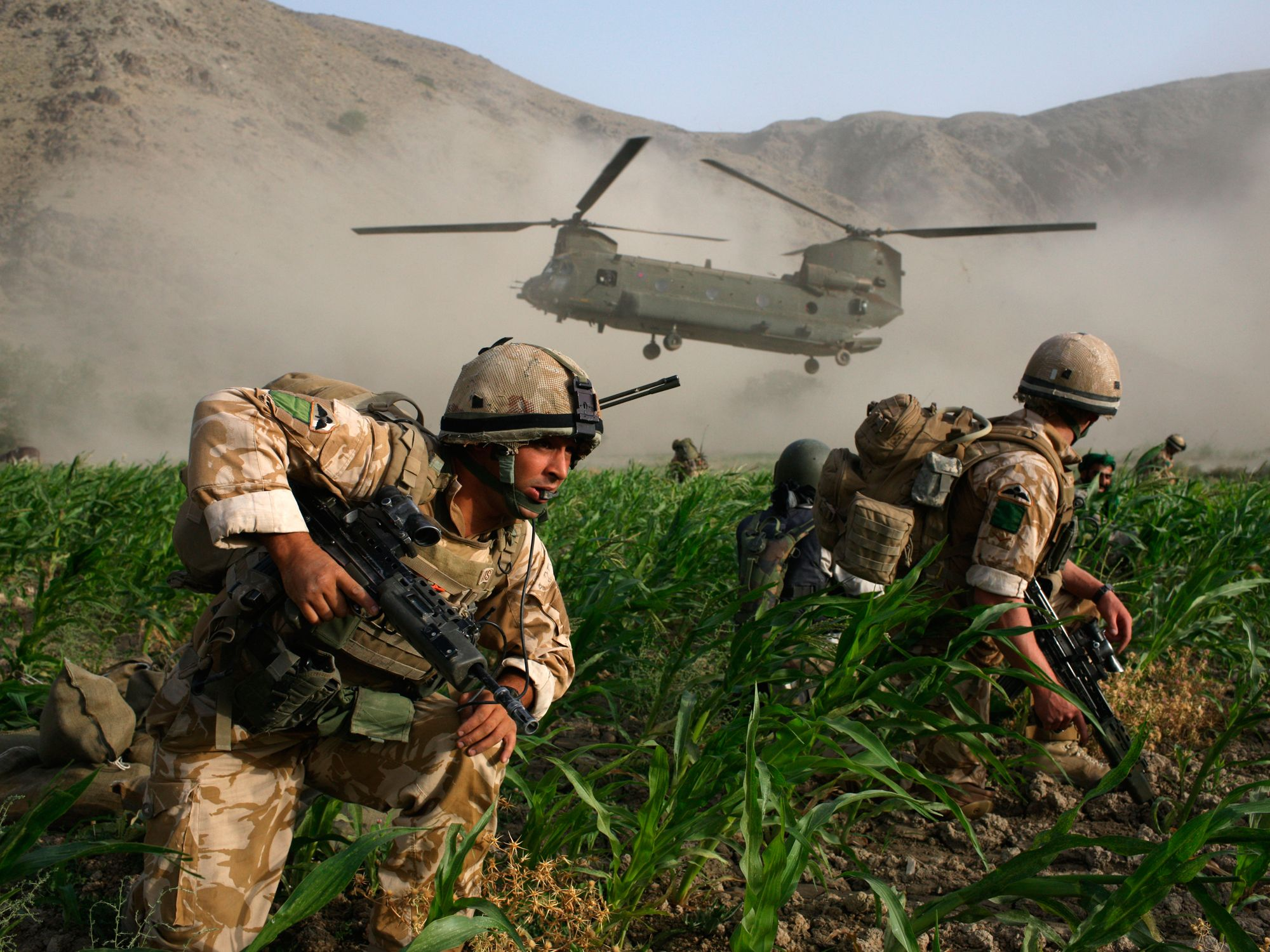 Afghanistan: The Soldiers' Story (And It's Not The One You Hear On The News)