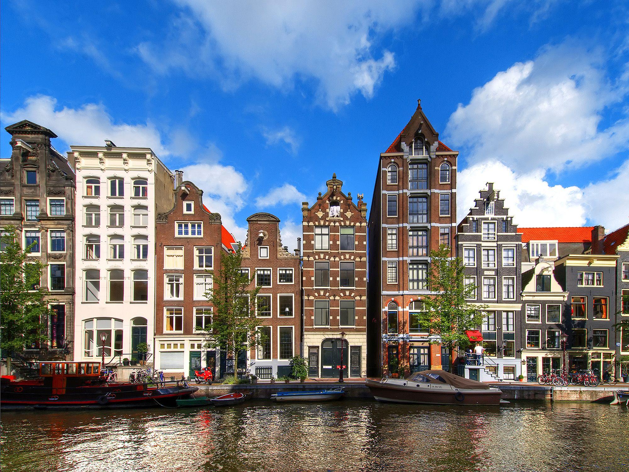 amsterdam the esquire travel guide