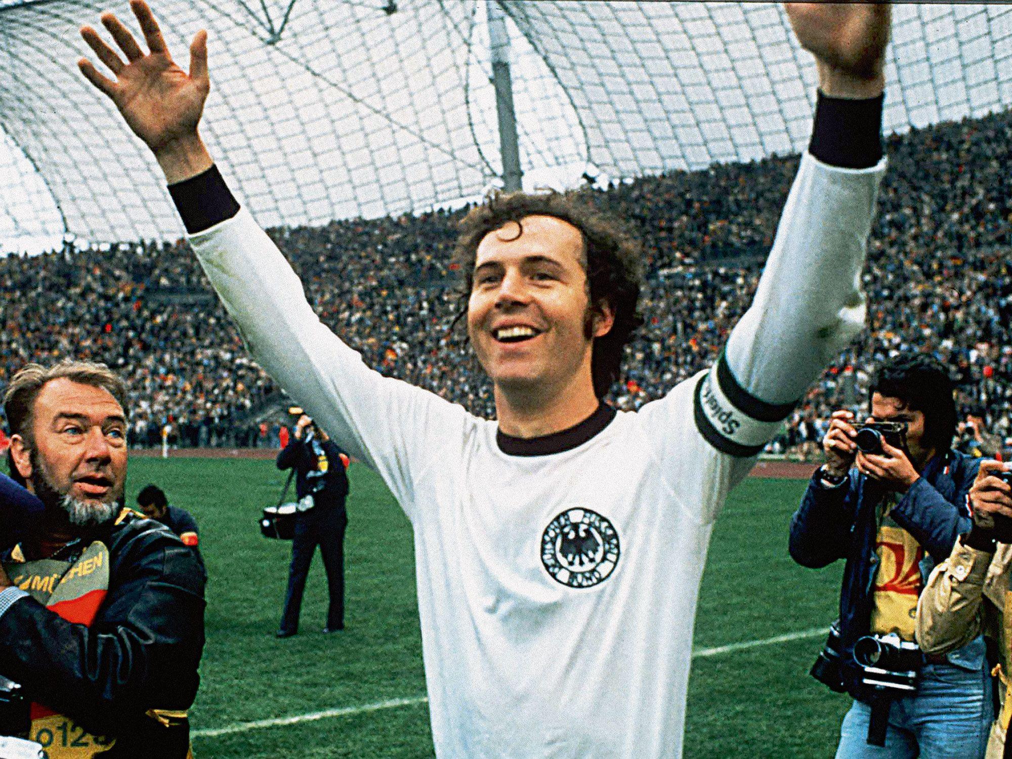 World Cup Legends #4: Franz Beckenbauer