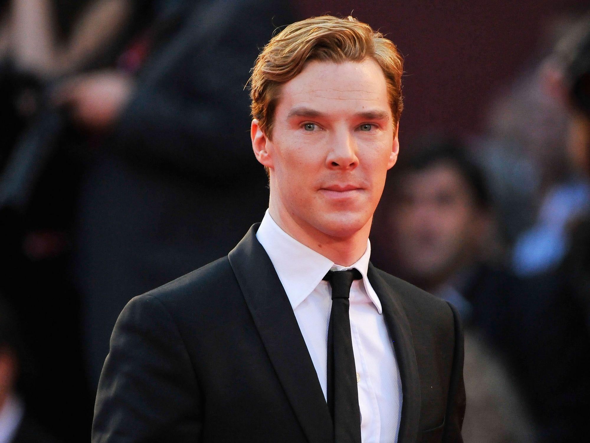 Benedict Cumberbatch timothy carlton