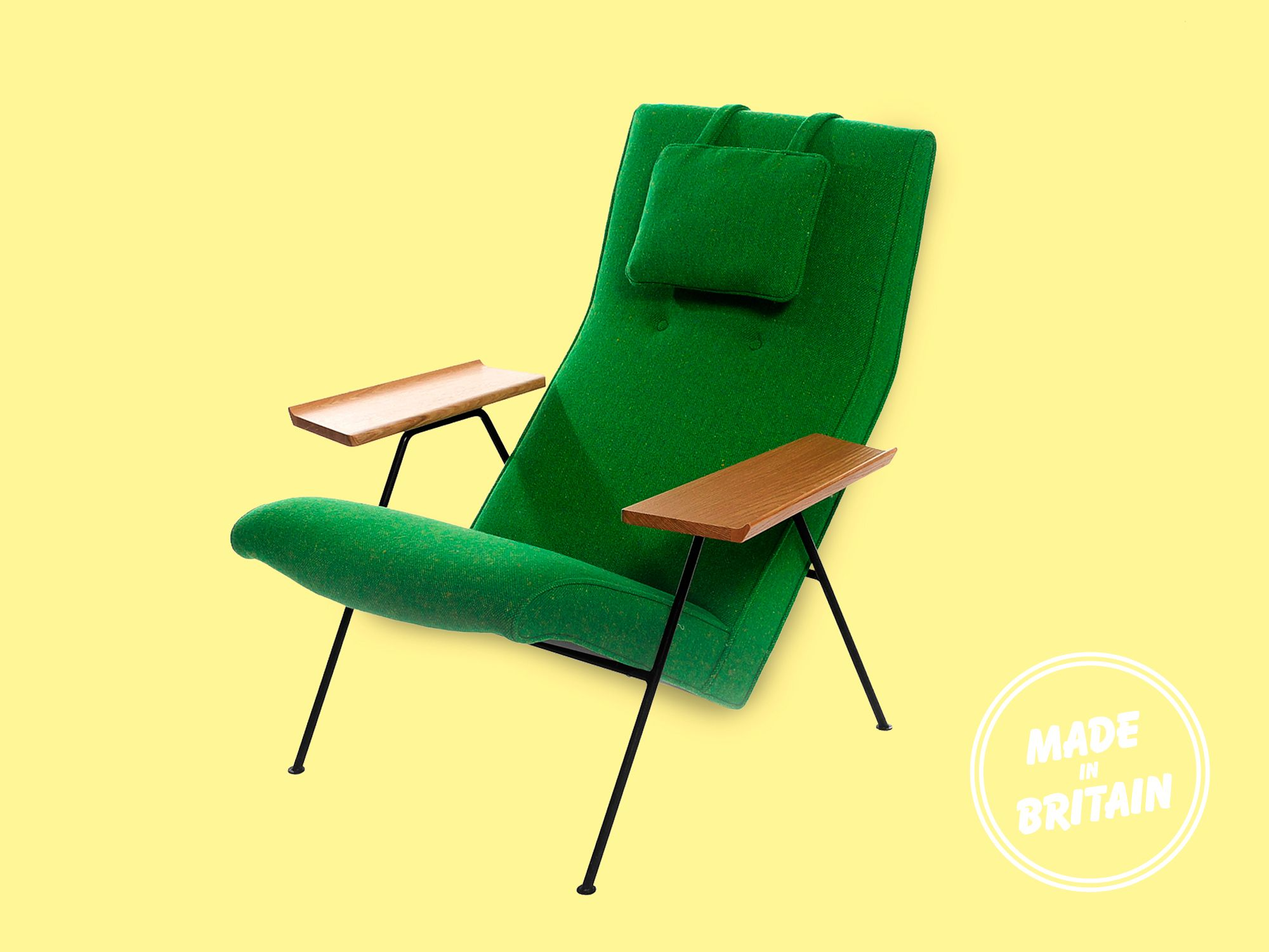 The Take A Load Off Robin Day Chair