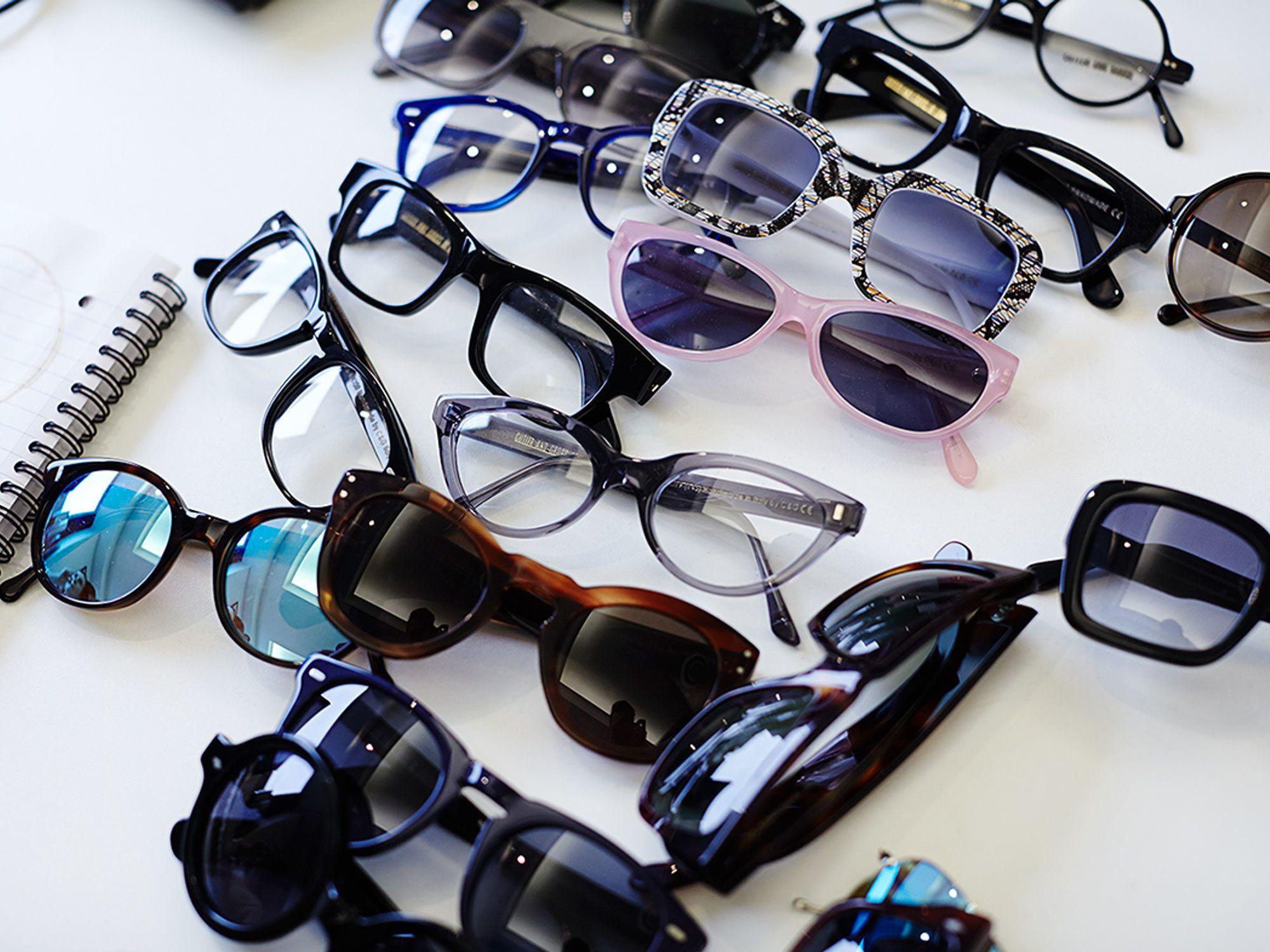 6473c92454 Shady Business  The Boom In Designer Sunglasses