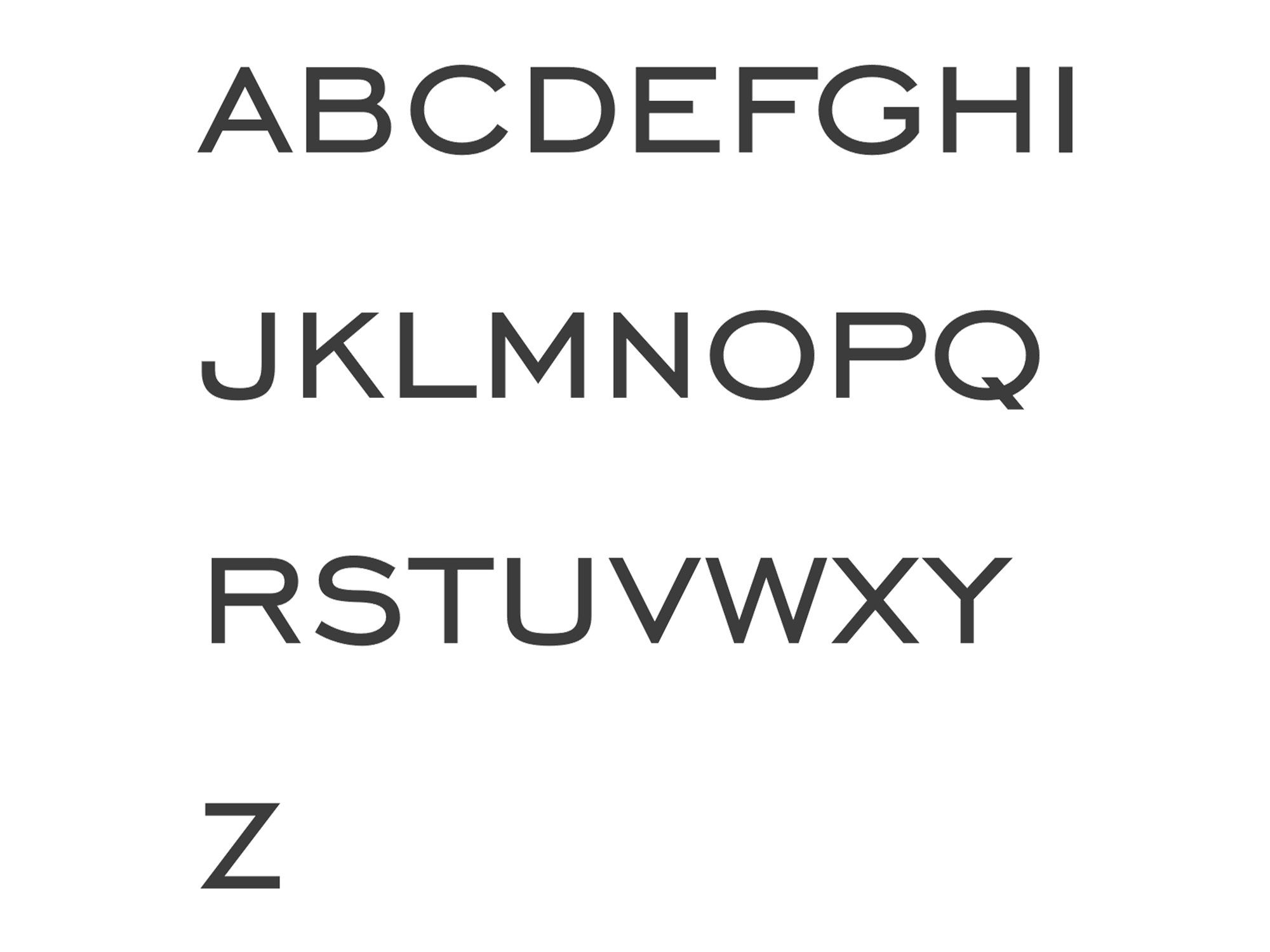 This Font Has Designs On Your Mind