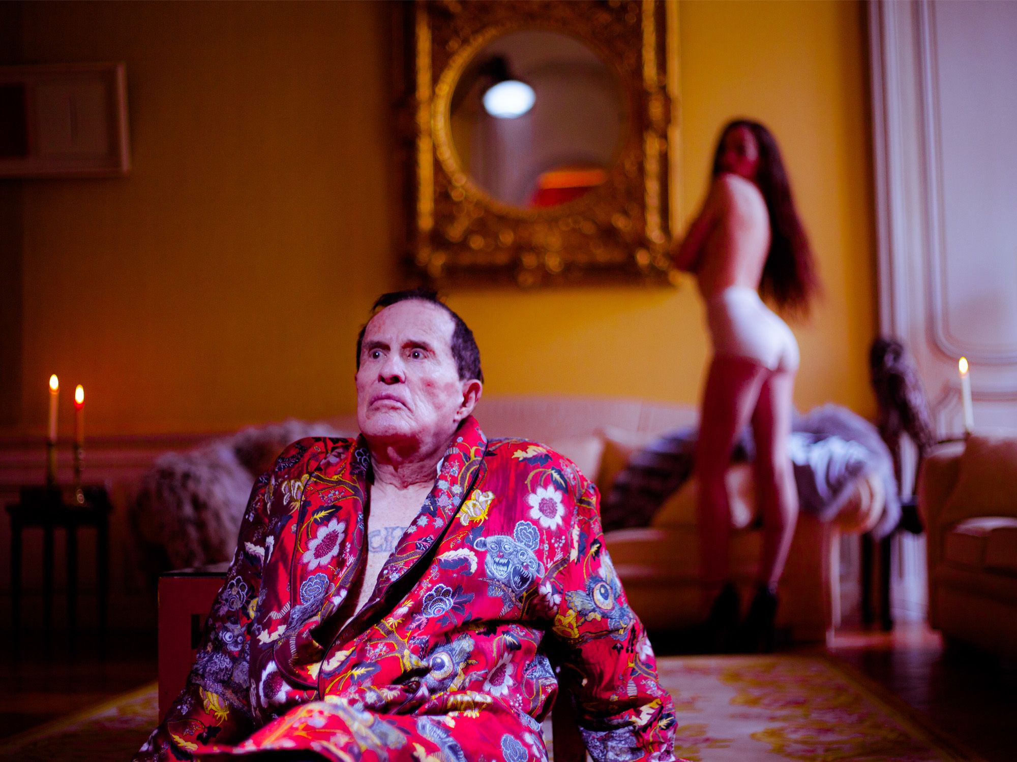 Kenneth Anger: Where The Bodies Are Buried