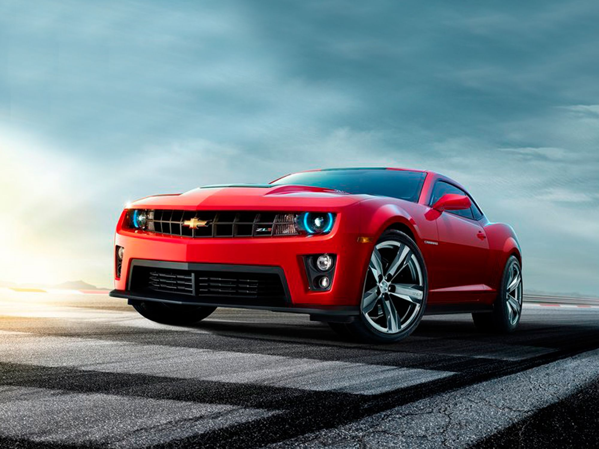 Four of the Best | New American Muscle Cars