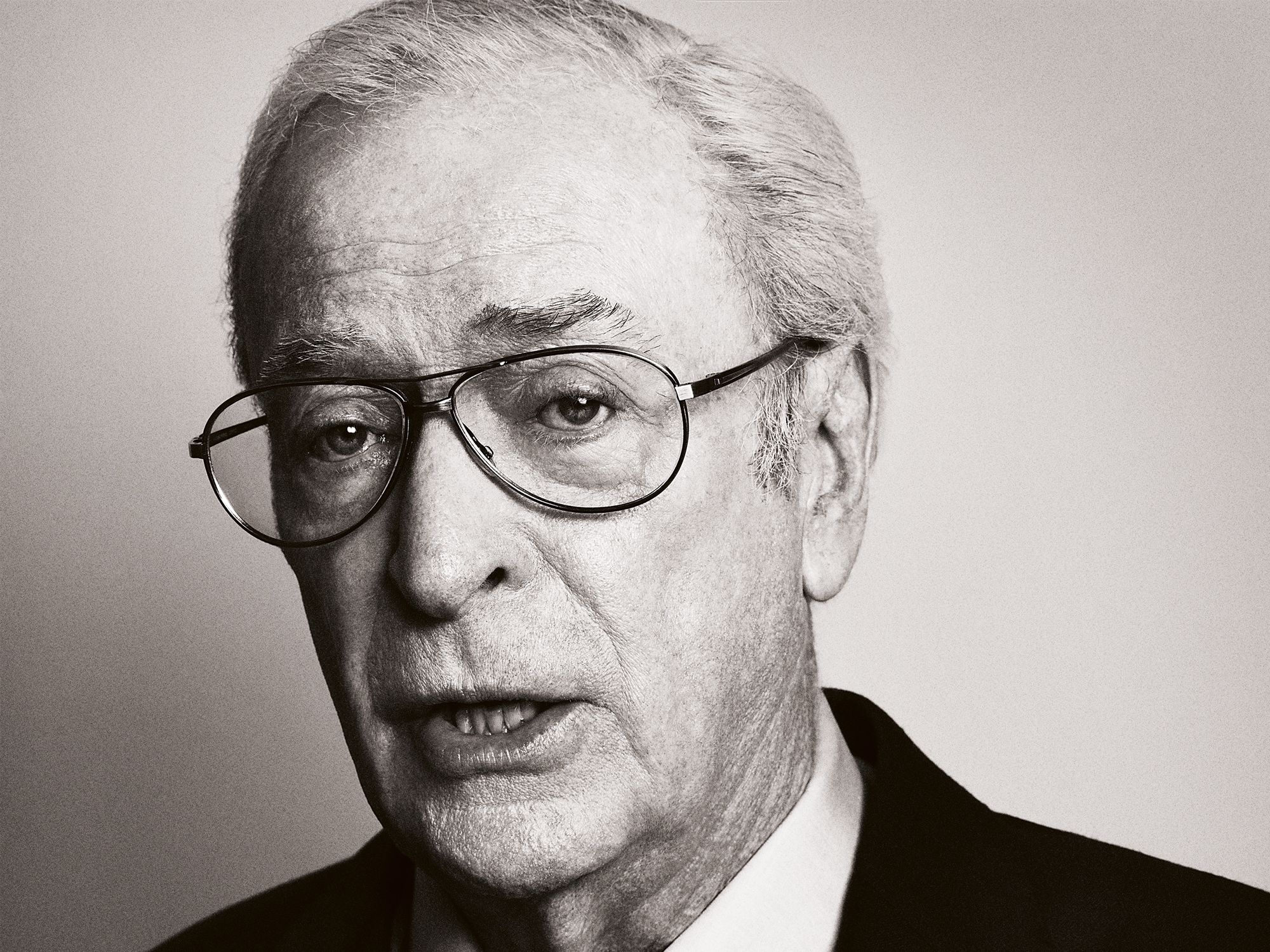 Michael Caine Is Esquire\'s October Cover Star