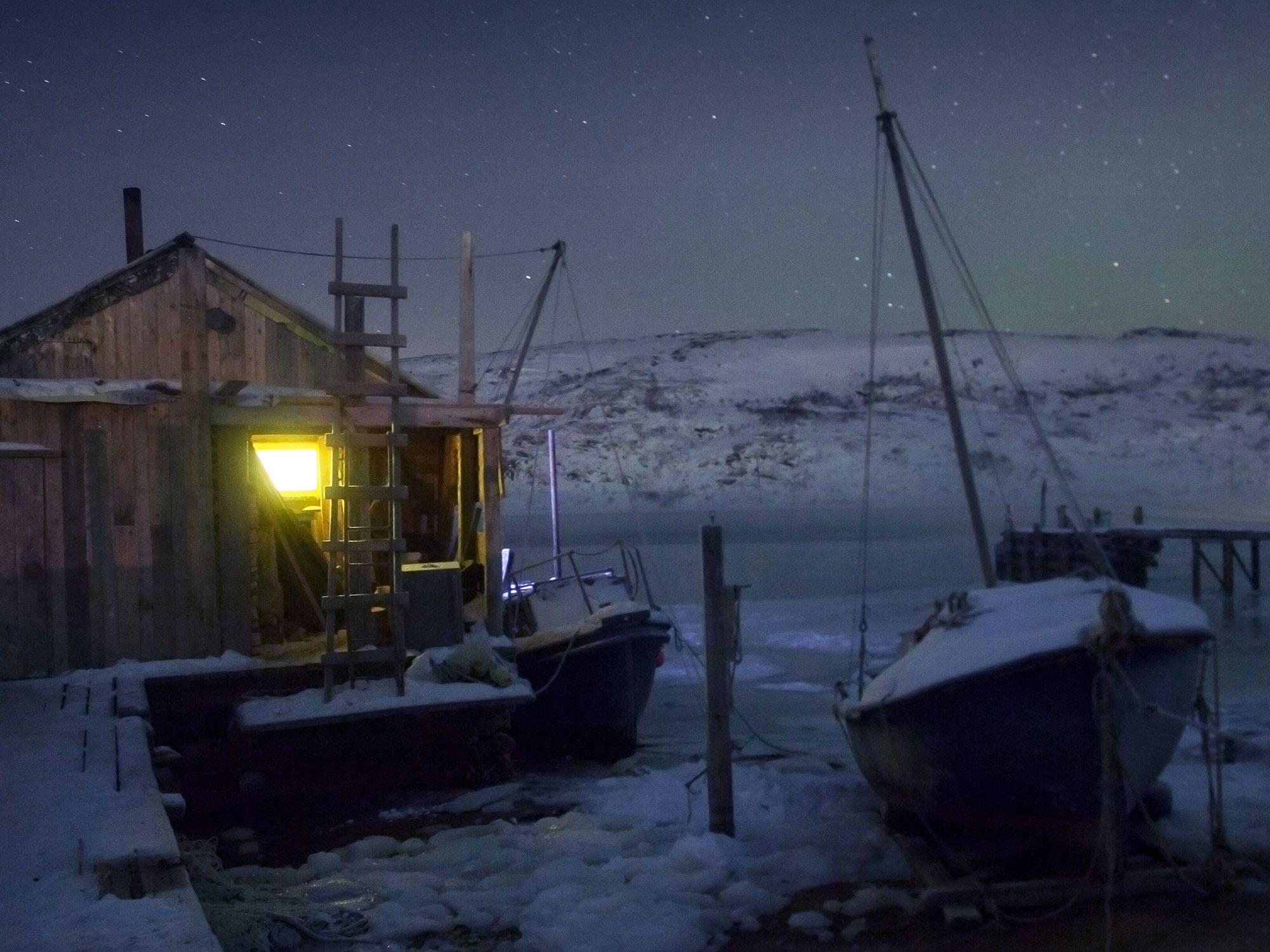 Photowalk across Murmansk