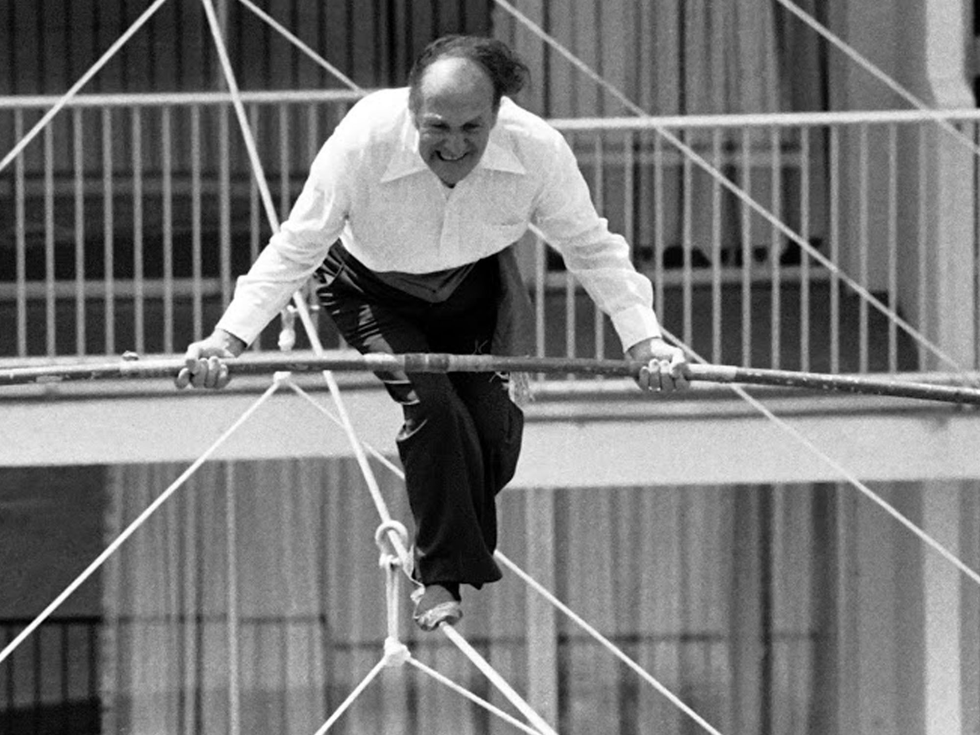 On The Highwire With America\'s Greatest Daredevil
