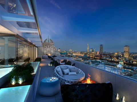 The Best Hotels To Treat Your Other Half In London