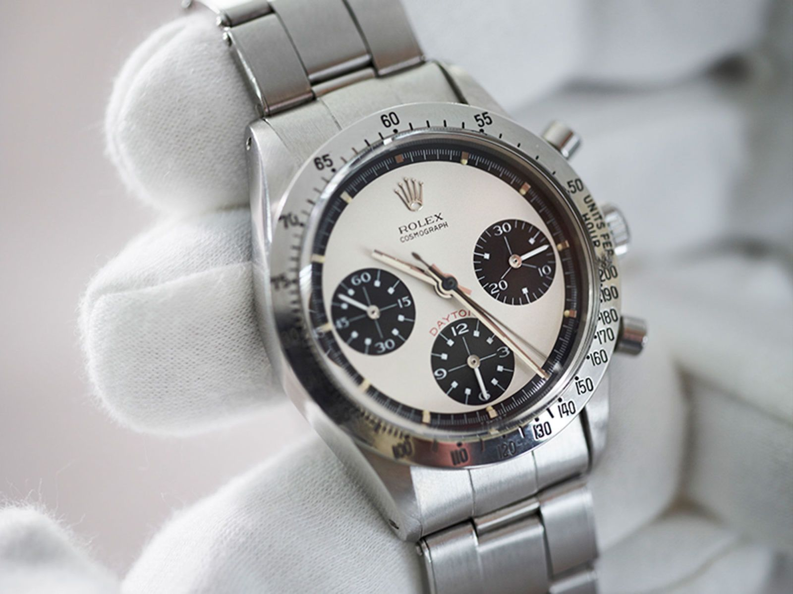 Inside The Booming World Of Vintage Watches