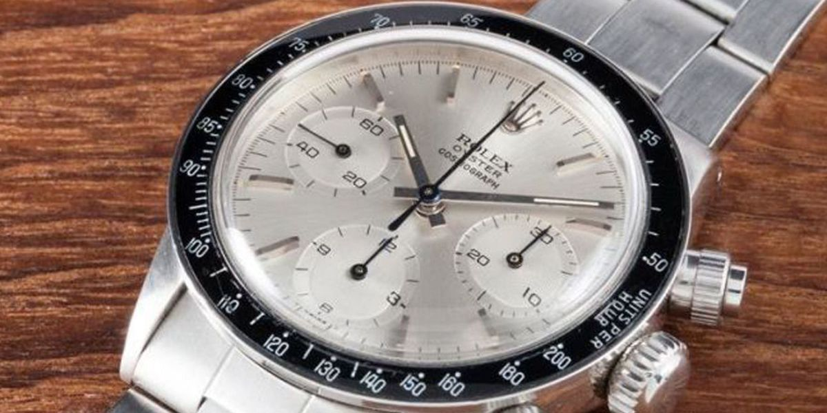 Eric Clapton's Old Watch Breaks The Rolex Auction Record