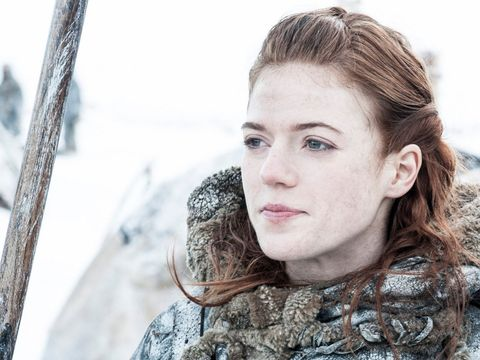 The Best Game Of Thrones Redhead Character PNG