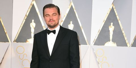 Leonard Dicaprio Oscars