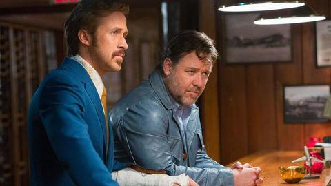 Ryan Gosling Russel Crowe