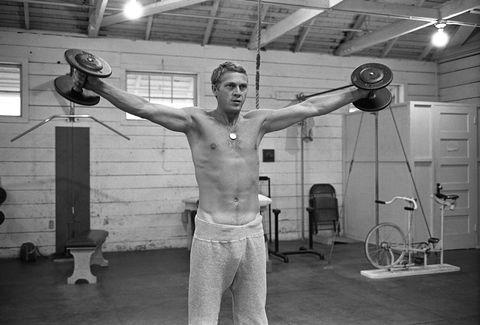 Steve Mcqueen weights