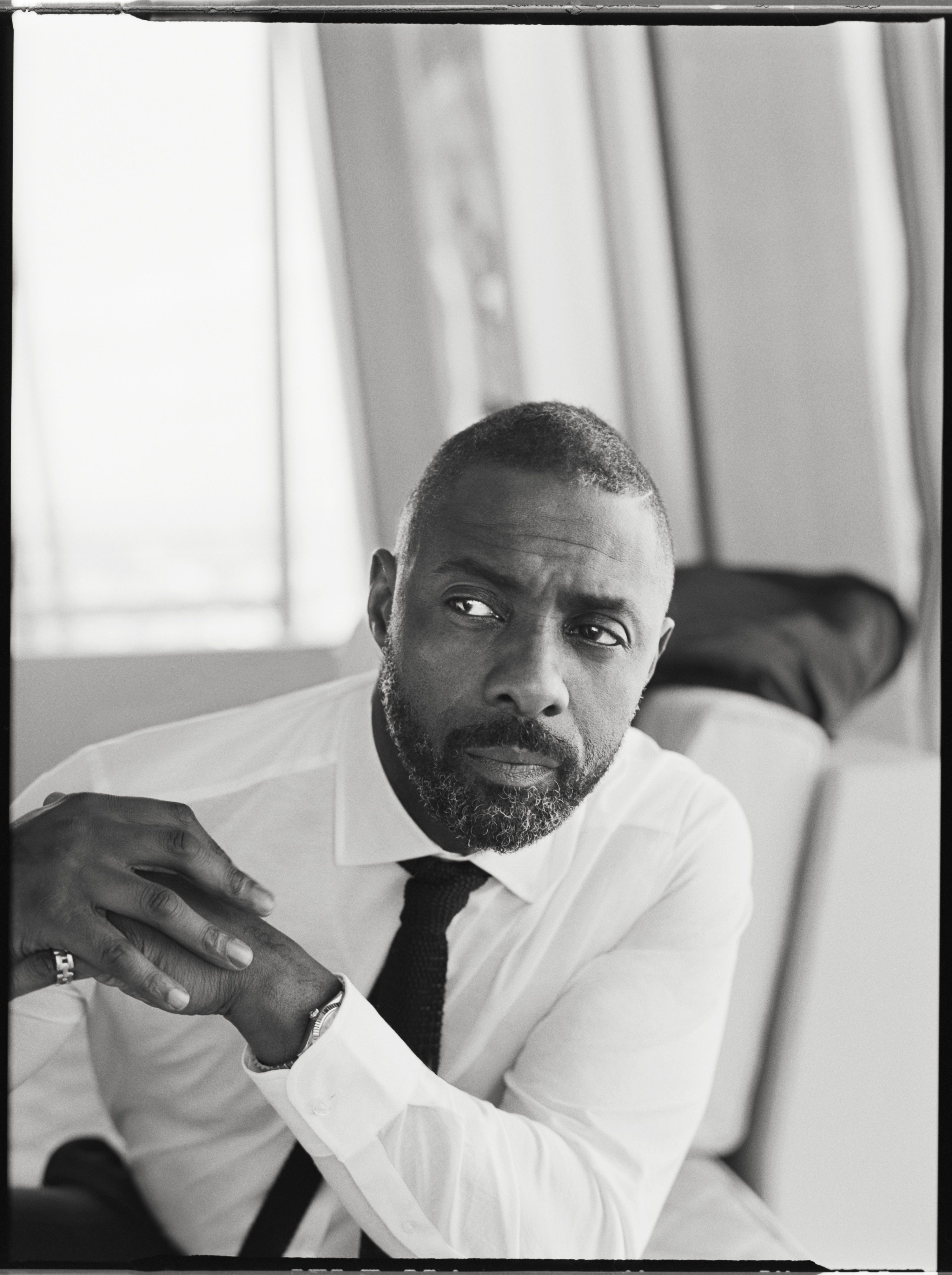 South African miracle water helps Idris Elba' sort out his financial problems