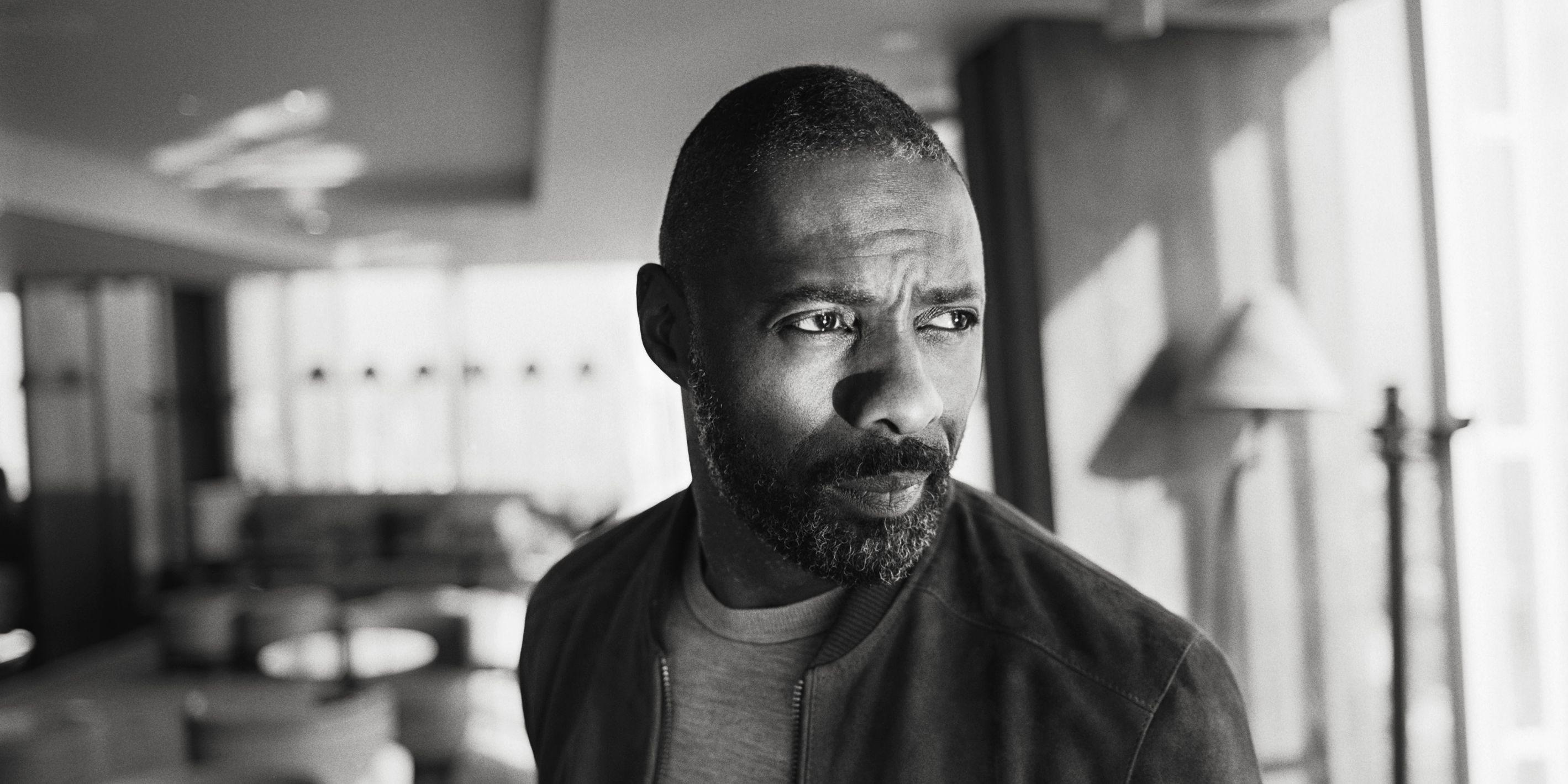 Idris Elba Esquire shoot 2016