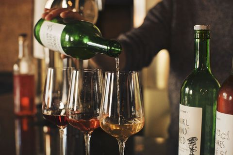 "Wines from Mr Lyan's ""Wine Cellars"" pop-up"