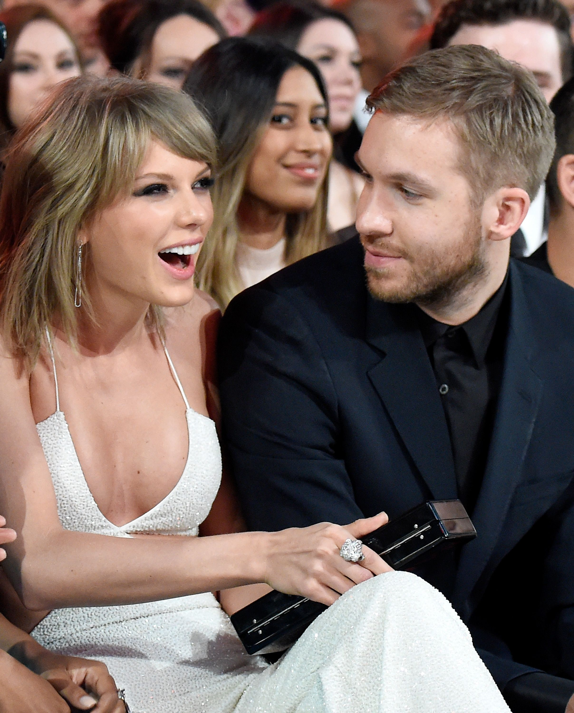 Calvin Harris Responds To Taylor Swift Break Up With Class
