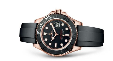 f49e5ac5a47 Rolex OYSTER PERPETUAL YACHT-MASTER 40. Unlike a diving watch ...