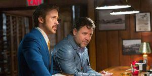 Ryan Gosling, Russell Crowe The Nice Guys