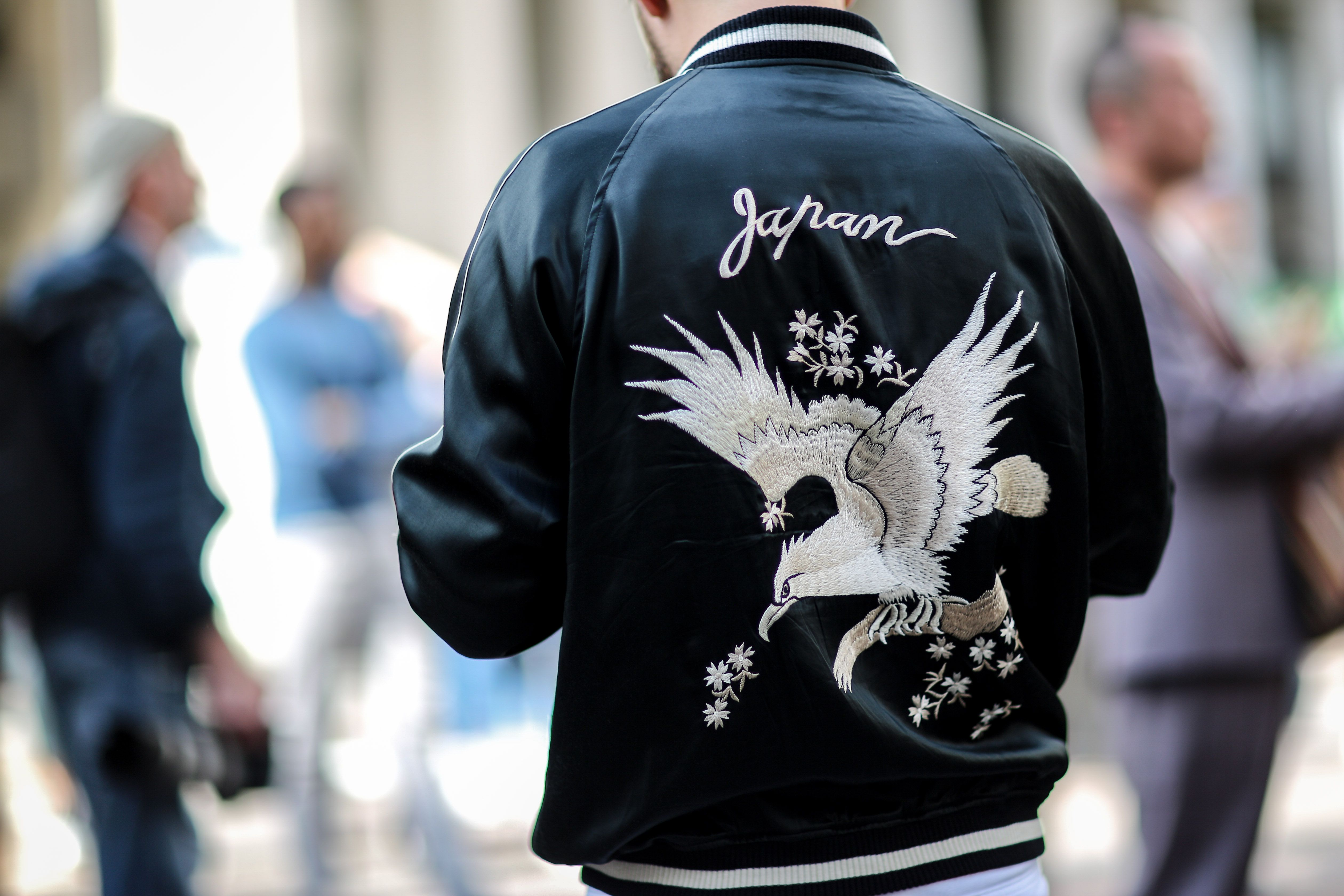 282899f0d How To Master The Souvenir Jacket Trend